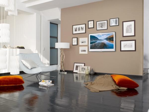 Sony Bravia E4000, un cuadro de alta definición en la pared del salón