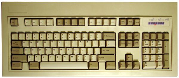 Customizer 101, la resurrección del viejo teclado de IBM