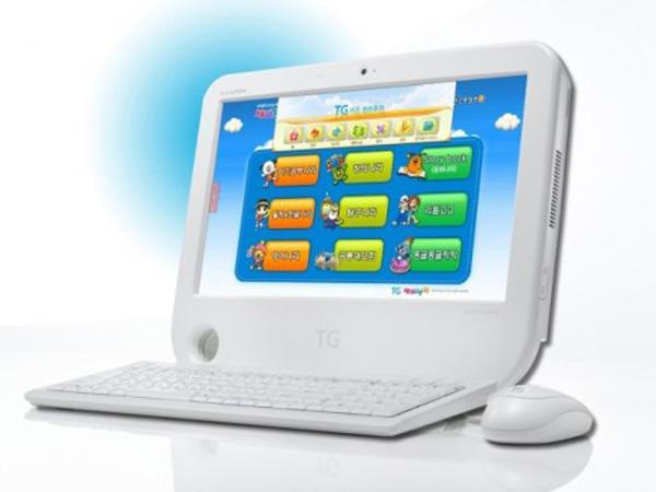 TG Sambo LLUON Kidscom, un ordenador para los pequeños de la casa
