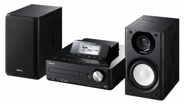 """Sony Giga Juke, para escuchar o servir música y """"ripear"""" CD"""