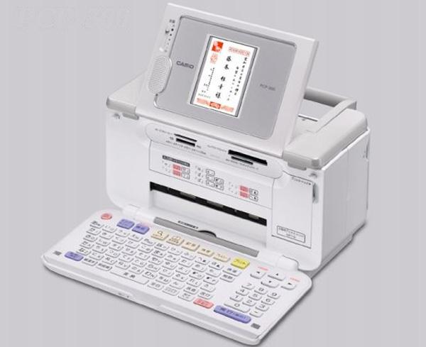 Casio PCP-300 y PCP-1300, dos impresoras para postales