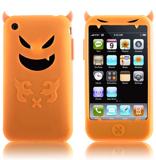 Demon-Silicone-Case