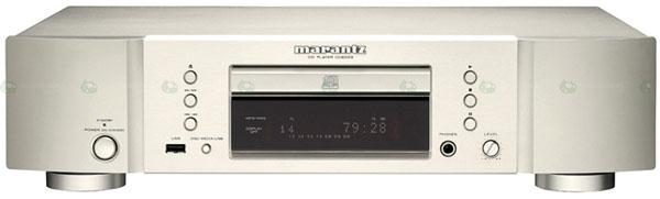 Marantz CD6003, un reproductor para redescubrir la música en CD
