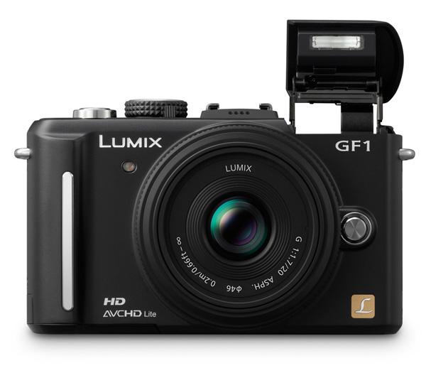 Panasonic Lumix DMC-GF1, una cámara compacta de objetivos intercambiables y potencia réflex