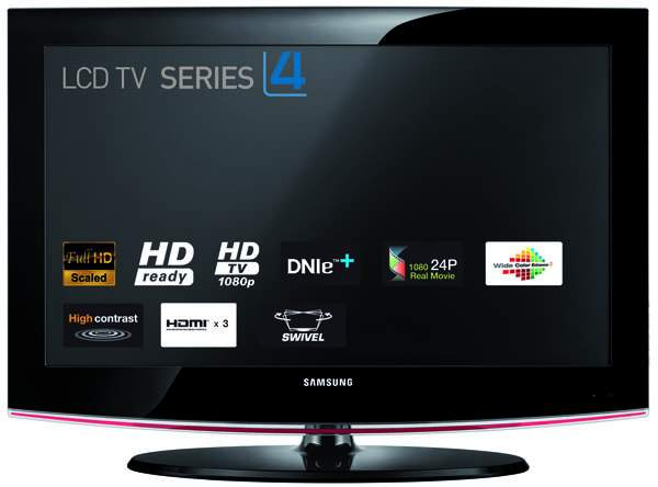 Samsung 32b450 un televisor con sintonizador de tdt en for Televisor 15 pulgadas