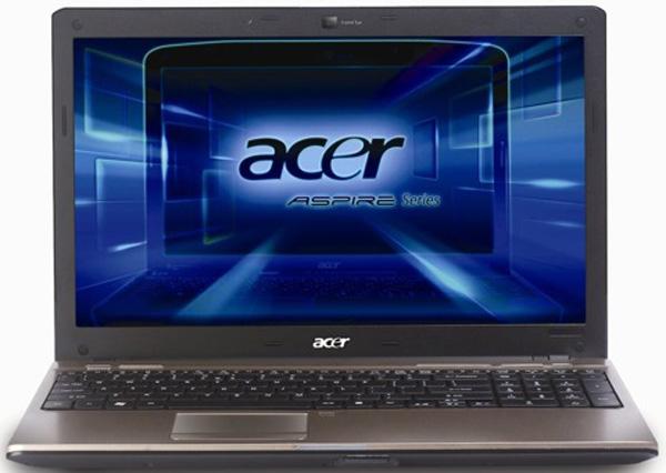 Acer Aspire 5538, un ordenador portátil de dimensiones ultrafinas