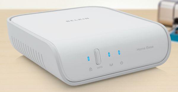 Belkin Home Base, compartir contenidos en memorias USB a través de la red