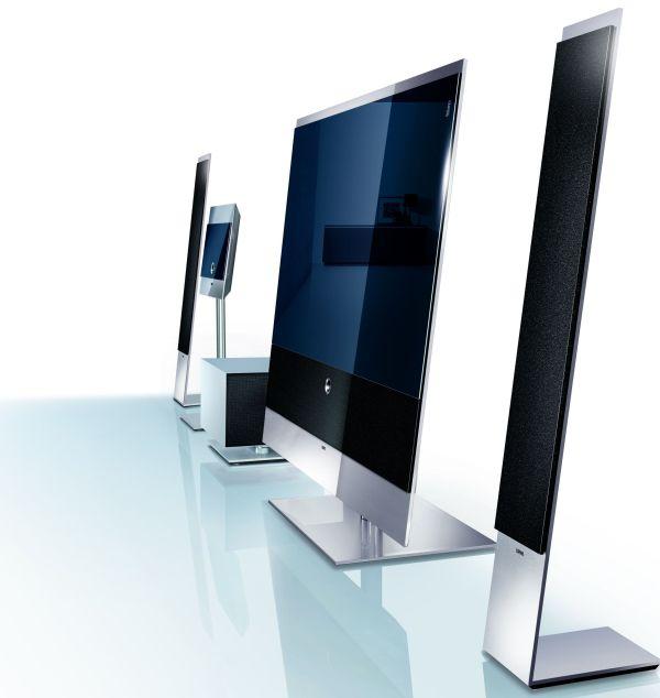 loewe reference 52 televisor lcd con disco duro y conexiones inal mbrica y por ethernet. Black Bedroom Furniture Sets. Home Design Ideas