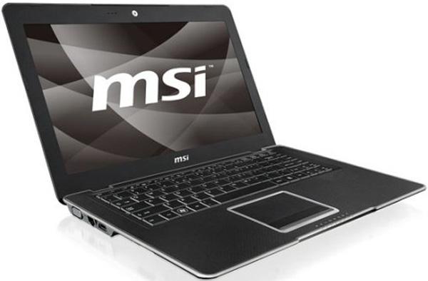 MSI X410 Notebook Audio New