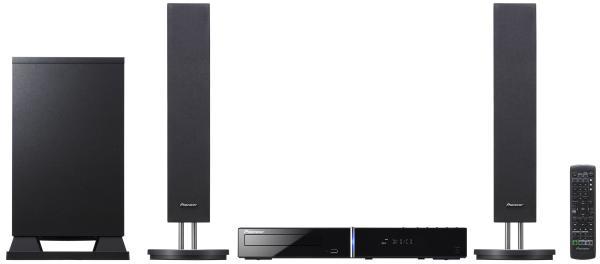 Pioneer DCS-FS30, un completo sistema de cine en casa 2.1