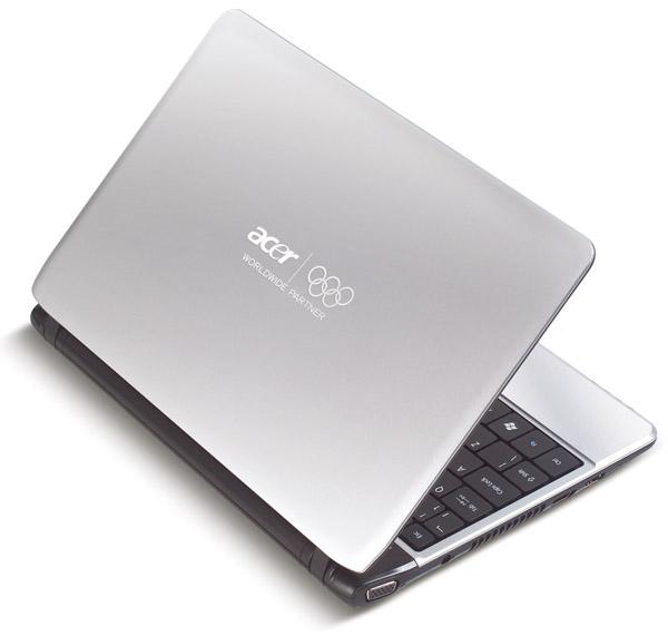 Acer Aspire 1410 Olympic y 4810T Olympic, ediciones especiales de dos portátiles olímpicos
