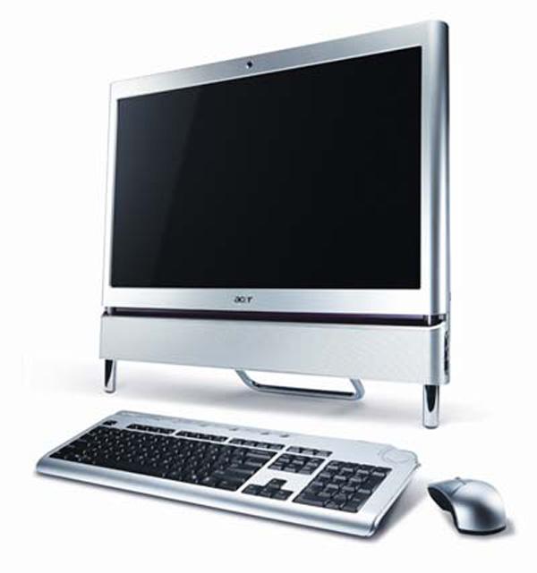 Acer Aspire Z5610-U9072, nueva versión de este todo en uno con configuración fija