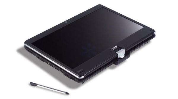 Acer Aspire Timeline 1820P, un netbook que se convierte en Tablet PC