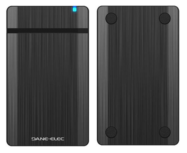 Dane Elec SO SuperSpeed, veloces discos duros magnéticos y SSD por USB 3.0