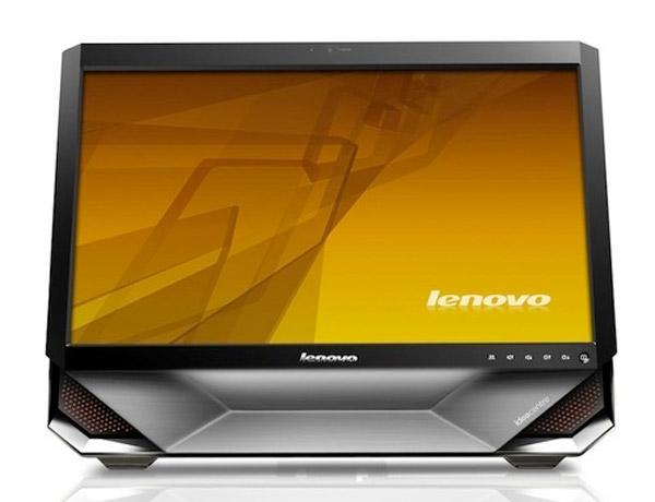 Lenovo IdeaCentre B500, un todo en uno de aspecto futurista y sobrado rendimiento