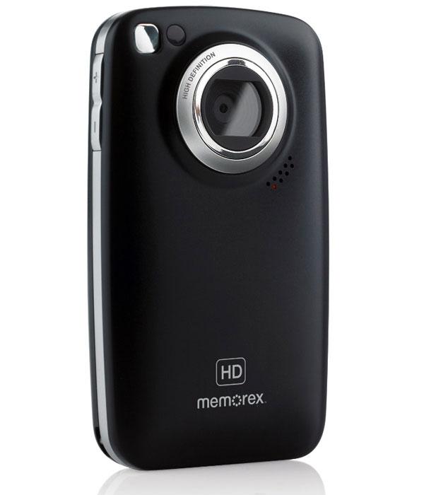 Memorex MyVideo HD y MyVideo VGA, pequeñas cámaras de bolsillo