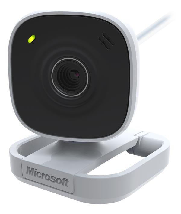 Microsoft LifeCam VX-800, una cámara web simple y barata