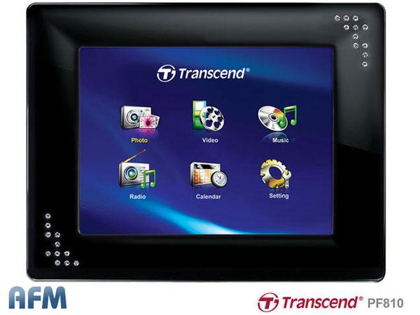 Transcend Photo 810, mucho más que un marco digital
