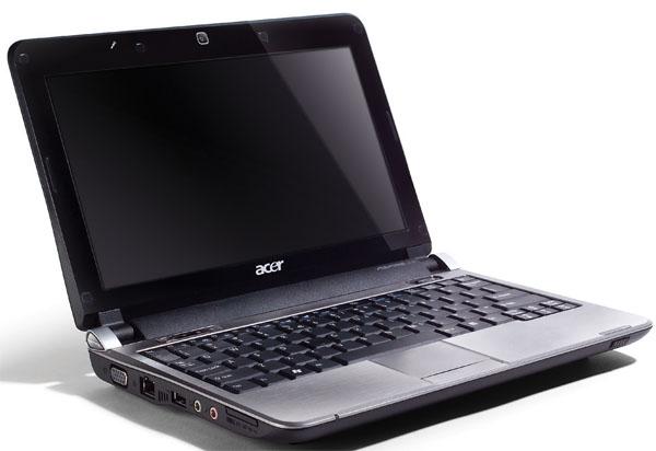 Acer Aspire One D250, ahora con arranque dual Android y Windows XP