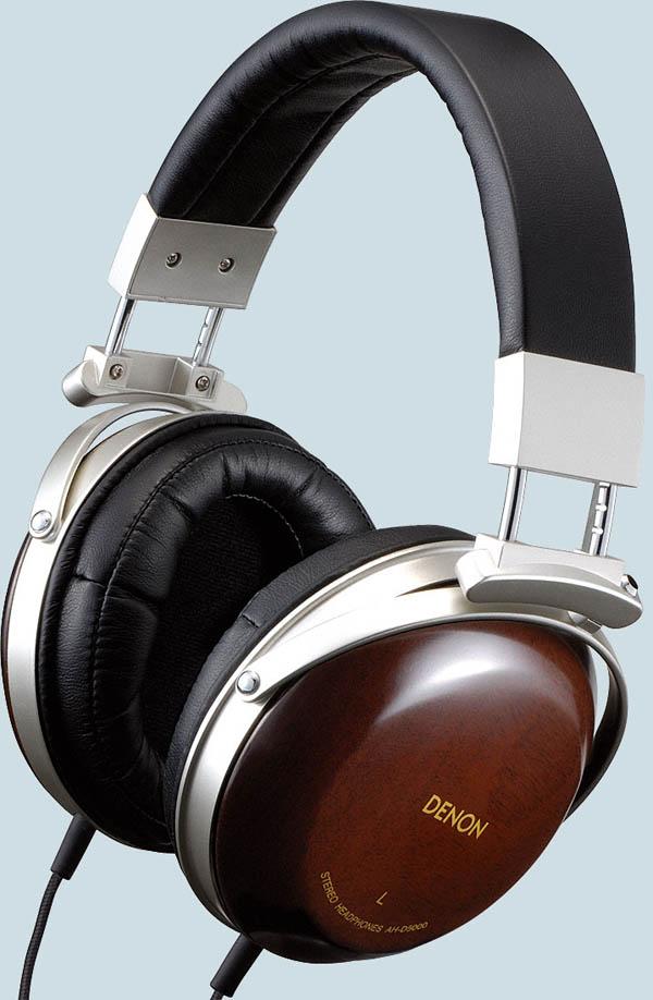Denon AH-D5000, unos auriculares cerrados aptos para audiófilos