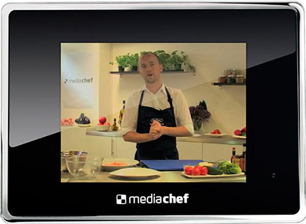 Media Chef, un profesor de cocina en un marco digital para ...