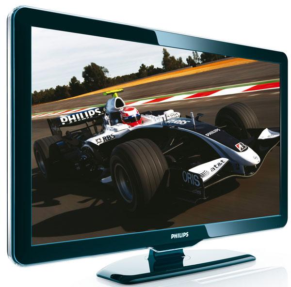 Philips 42pfl5604h un sencillo televisor lcd de precio - Distancia televisor 55 pulgadas ...
