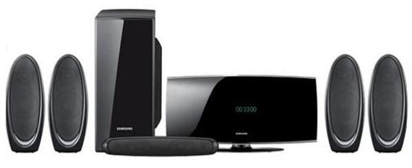 Samsung HT-X625, un sistema de cine en casa todo en uno con altavoces minimonitor