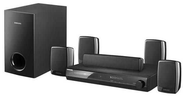 Samsung ht z320 un sistema home cinema 5 1 con bluetooth - Home cinema bluetooth ...