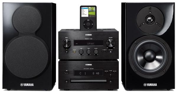YAMAHA MCR-840 Microcadena Hi-Fi