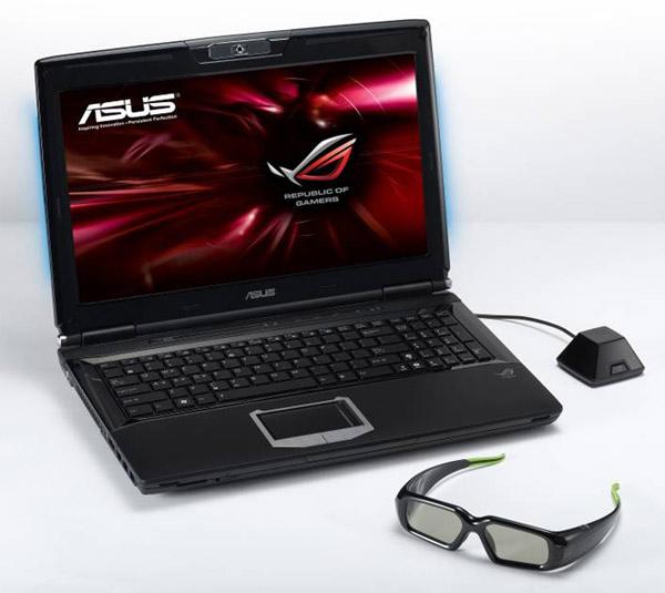 Asus G51J 3D – A fondo