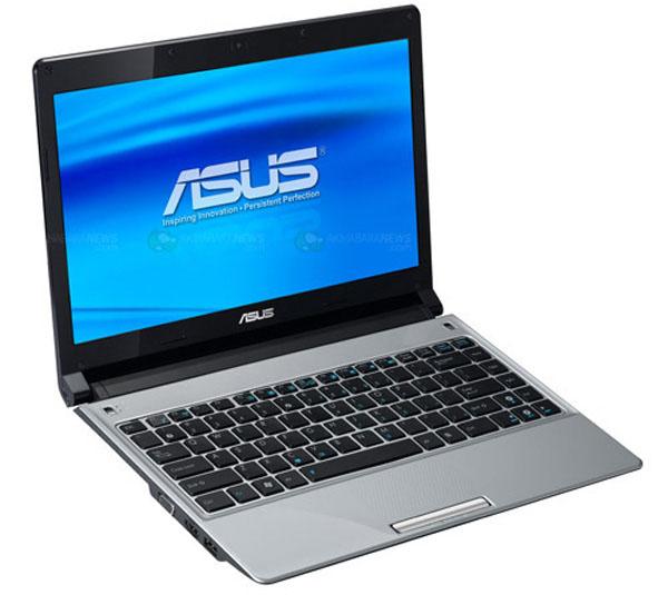Asus UL30Vt, un netbook ligero con doble unidad gráfica