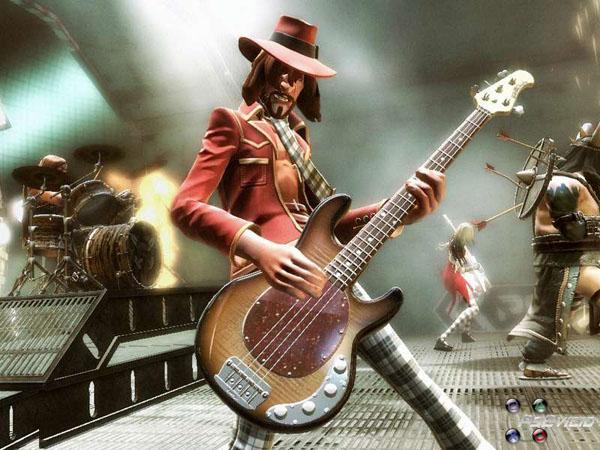 Guitar Hero 5 – Finalista digital01 al Mejor Videojuego del año