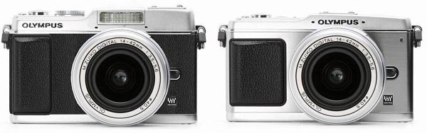 Olympus E-P2, la cámara de la firma con sistema micro cuatro tercios se actualiza