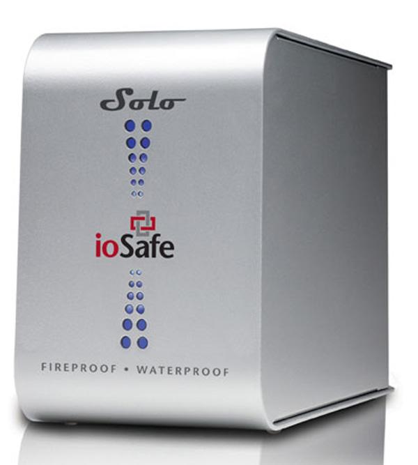 ioSafe Solo, discos duros externos a prueba a fuego y agua
