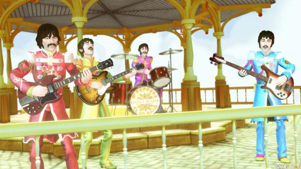 The Beatles: Rock Band – Finalista digital01 al Mejor Videojuego del año