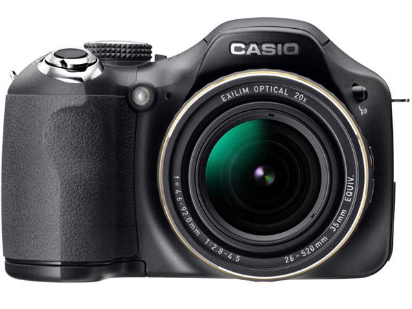 Casio EX-FH25 y EX-FC150, dos nuevas cámaras de la serie Exilim