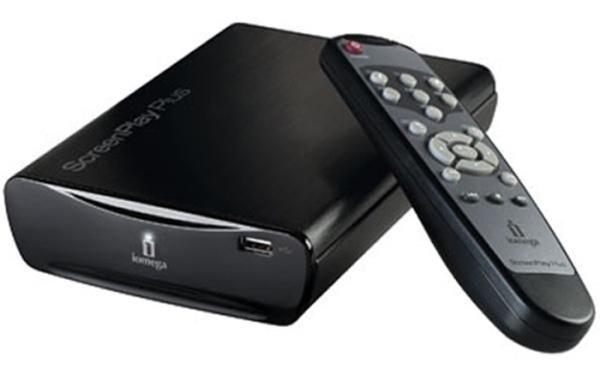 Descarga de controladores Iomega ScreenPlay Pro HD