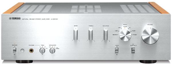 yamaha a s2000 amplificador est reo con respuesta lineal. Black Bedroom Furniture Sets. Home Design Ideas