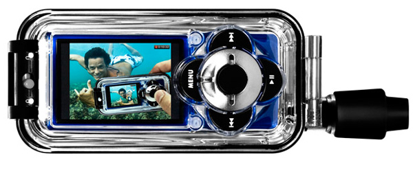 H2O Audio Capture, convierte tu iPod Nano en una cámara subacuática