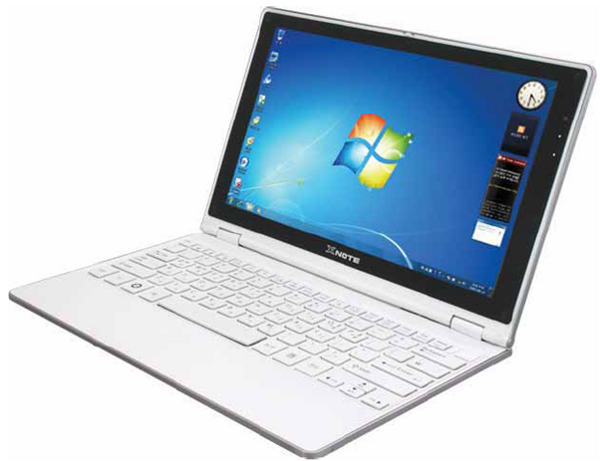 LG XNote LGX30, el próximo notebook de LG vendrá con Windows 7