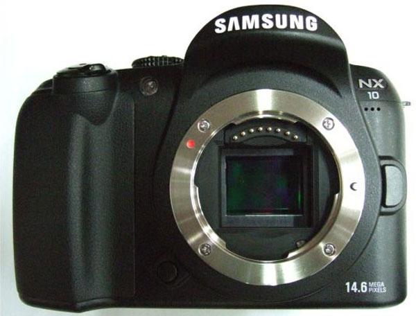 Samsung NX10, nuevas imágenes de esta híbrida entre compacta y reflex