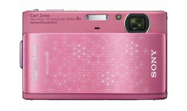Sony Snowflake DSC-TX1, una compacta navideña sin ninguna mejora
