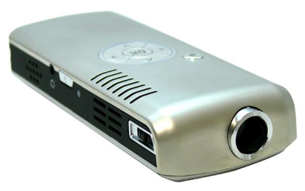 Lacerlink MPJ-104WCE, proyector de bolsillo con Windows