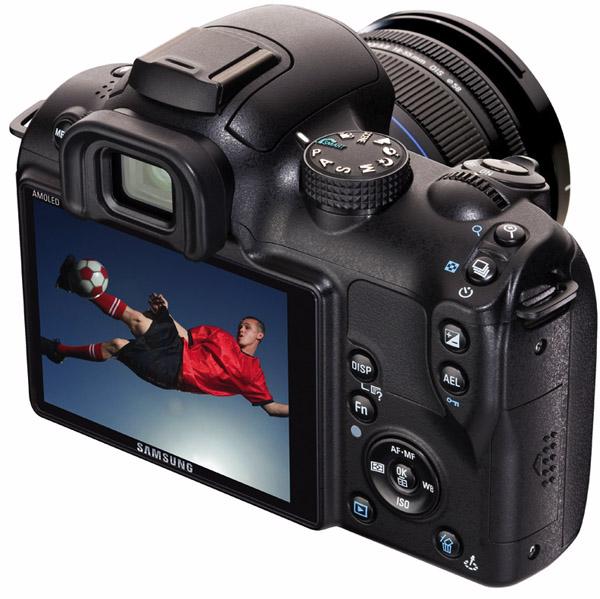 Samsung NX5, un rumor apunta a una nueva cámara híbrida de 14 megapíxeles