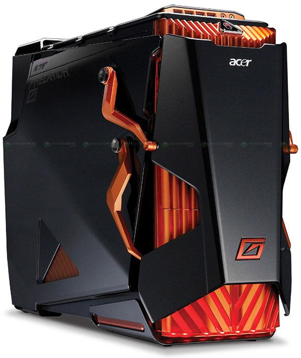 Acer Aspire G7750-A64 Predator, el ordenador para jugones pudientes se actualiza
