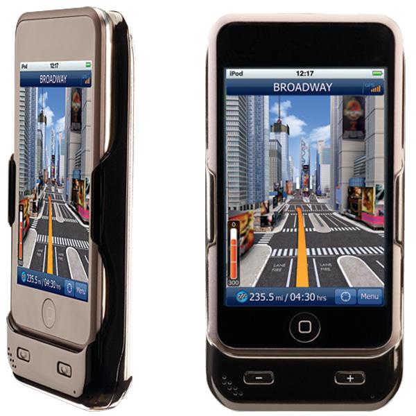 Un GPS para el iPod Touch y el iPhone gracias al accesorio navegador Dual Electronics XGPS300