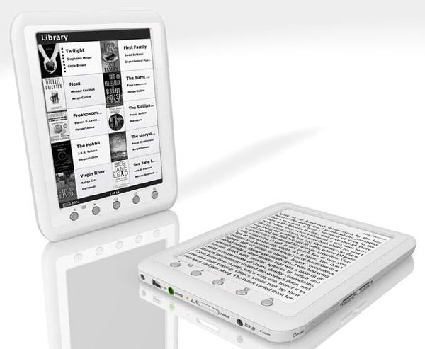 Mustek Mer-6T, un sencillo Ebook de pantalla táctil y prestaciones medias