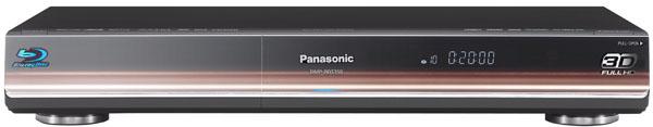 Panasonic DMP-BDT350, reproductor Blu-ray 3D