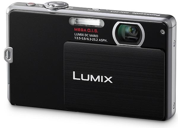 Panasonic Lumix FP1 y FP3, cámaras compactas de amplia resolución y delgado grosor