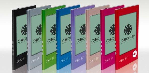 Interead COOL-ER 3G, el nuevo libro electrónico con Internet móvil